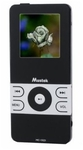 TIP - Mustek MC 1501 MP3 / MP4 Player 1,5 TFT Farbbildschirm 2 GB