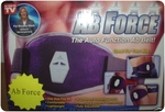 TIP - AB FORCE Bauchmuskelstimulator As Seen On TV Bauchmuskel Trainer